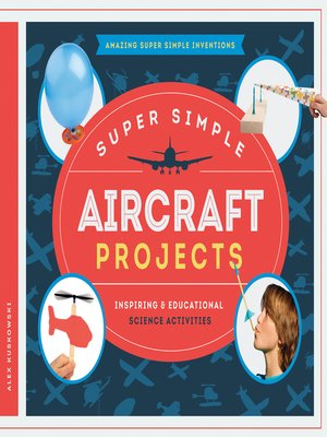 cover image of Super Simple Aircraft Projects